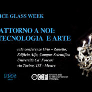 THE GLASS WEEK 2019 – PRESENTAZIONI DELL'INCONTRO